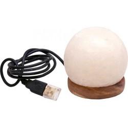 "3"" USB Ball salt lamp"