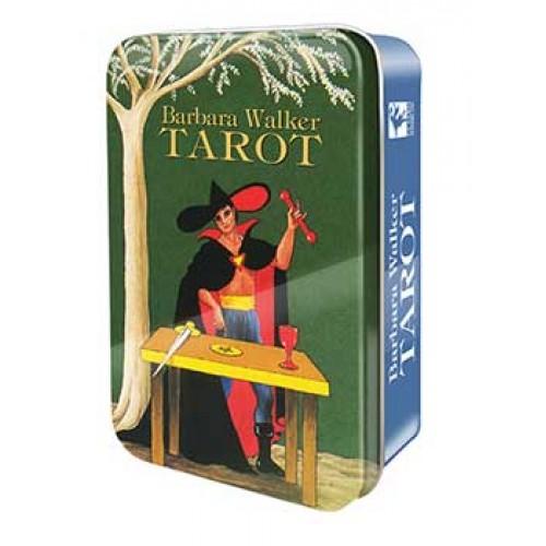 Barbara Walker Tarot tin by Barbara Walker