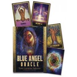 Blue Angel oracle deck & book by Toni Carmine Salerno