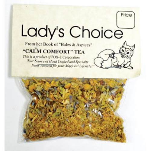 Calm And Comfort Tea