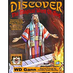 Discover Magical Word of God by WD Gann