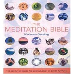Meditation Bible by Madonna Gauding