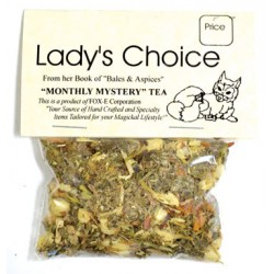 Monthly Mysteries Tea