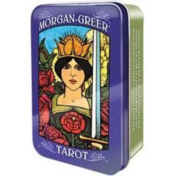 Morgan Greer tin by Bill Greer