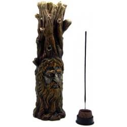 Tree of Wisdom incense holder